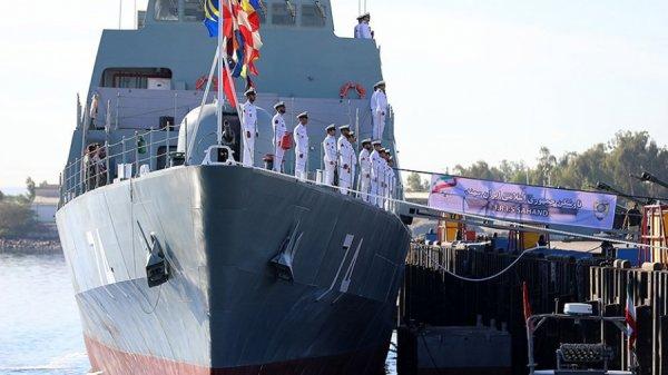 İran en gelişmiş savaş gemisini ürettiğini iddia etti