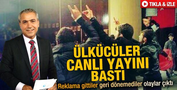 Genç Bakış'ta Yeni Türkü protestosu