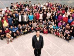 Dünyanın en büyük ailesi
