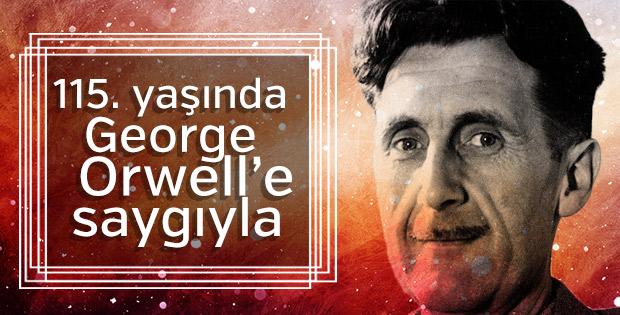 115. yaşında George Orwell ve ölümsüz eseri 1984