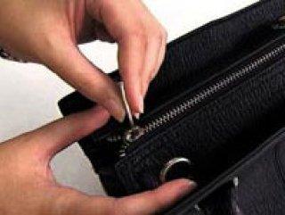 Gereksiz harcamalarda kilitlenen çanta geliştirildi