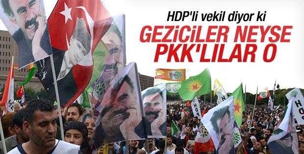 Ertuğrul Kürkçü'den Gezi açıklaması