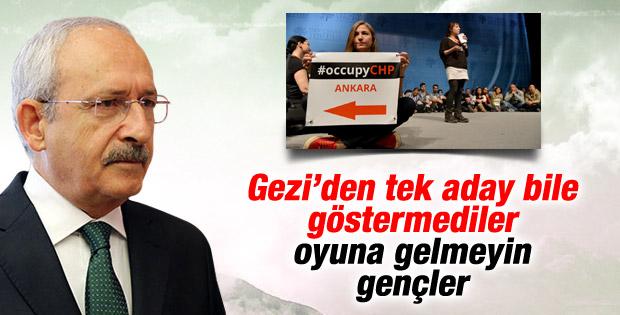 Kılıçdaroğlu: Eşbaşkanlık talebini tartışmaya hazırım