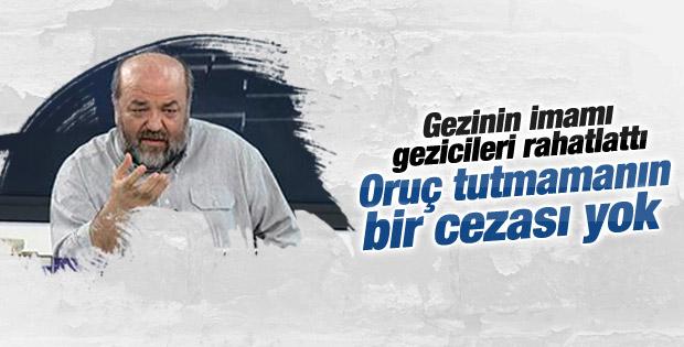 İhsan Eliaçık: Kimseyi oruç tutmaya zorlayamazsınız