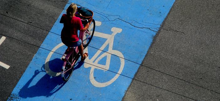Konya'da bisiklet yolu uzunluğu 240 kilometreye ulaştı