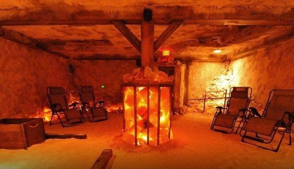 Tuz Odası ziyaretçilerini bekliyor