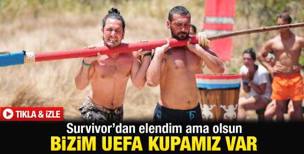 Survivor'da Ümit Karan elendi