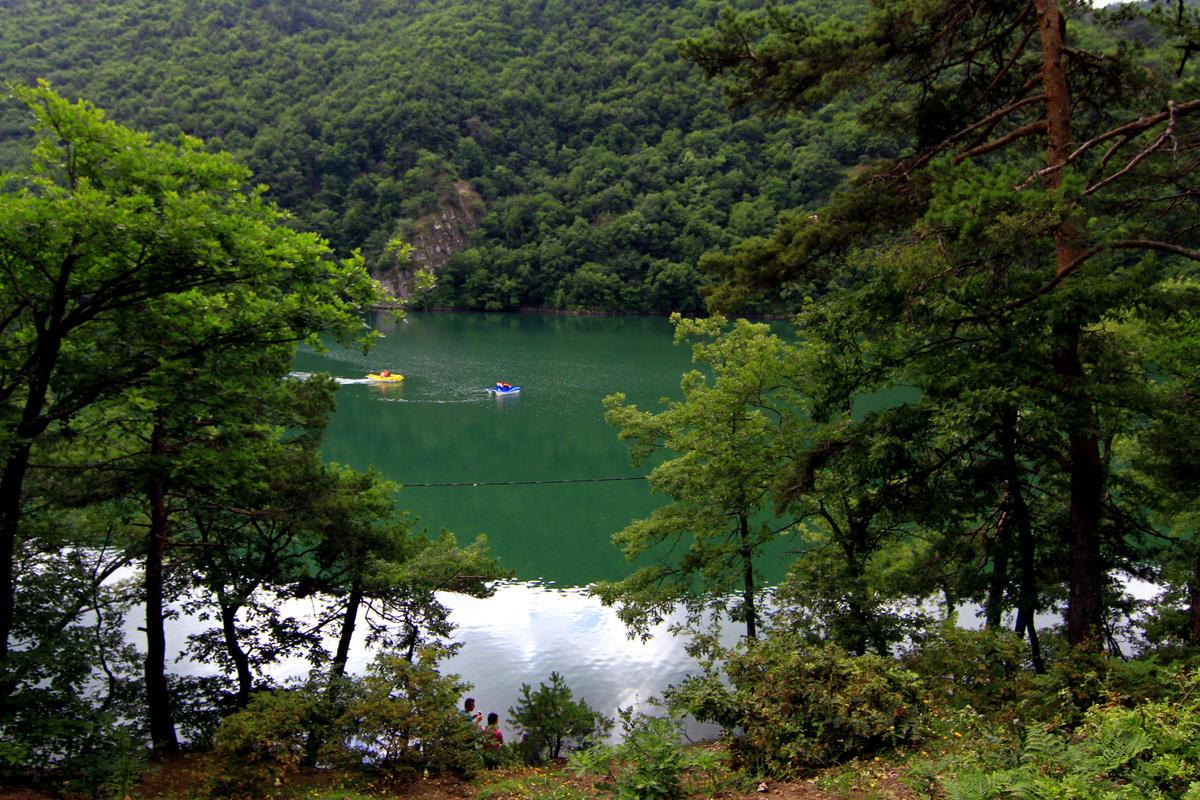 Boraboy Gölü tabiat parkı ilan edildi