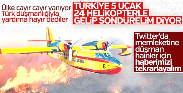 Yunanistan'a yardım için uçaklar İzmir'de bekliyor
