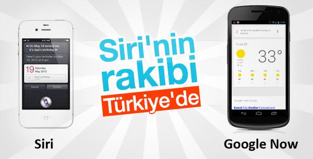 Google Now Türkiye'de kullanıma açıldı