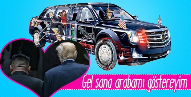 Donald Trump ile Kim Jong-un görüşmesinden ayrıntılar
