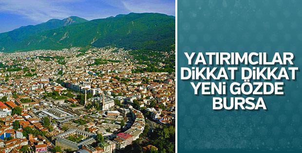 Bursa'da konut fiyatları 2 yılda arttı