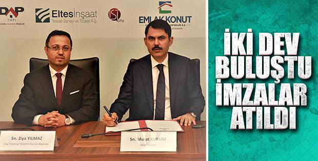 DAP Yapı Çekmeköy projesinde imzayı attı