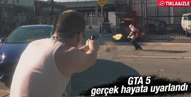 GTA 5 gerçek hayata uyarlandı