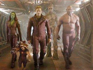 Guardians of the Galaxy'den ilk fragman çıktı - İzle