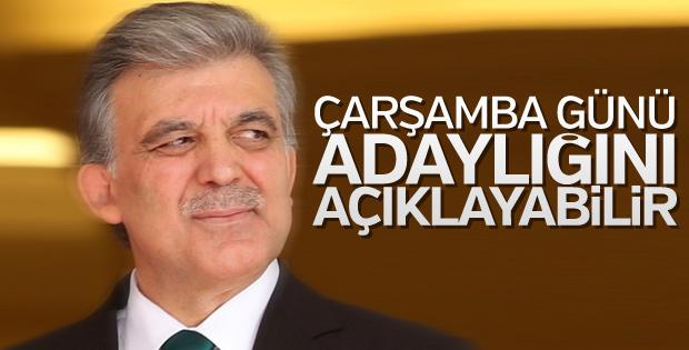 Saadet Partisi Lideri Abdullah Gül'le görüşecek