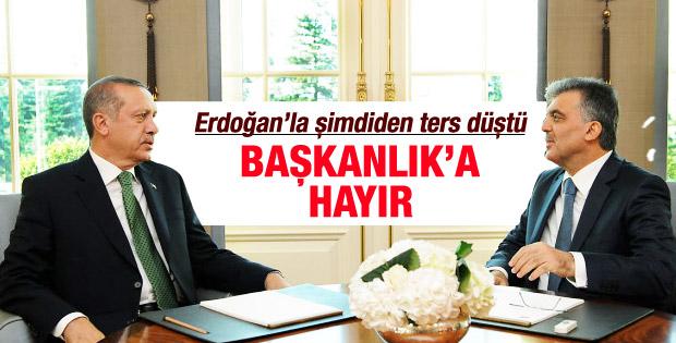 Abdullah Gül: Parlamenter sistemden yanayım