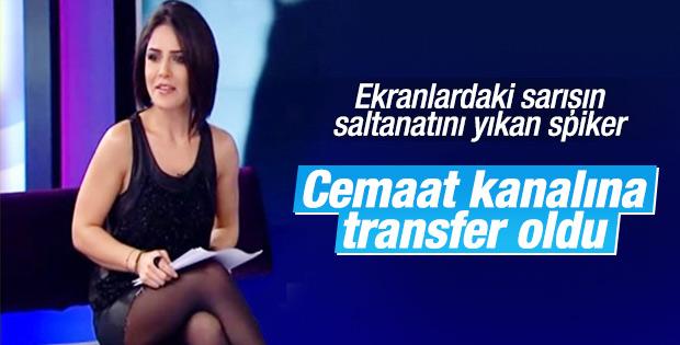 Gülay Özdem Kanaltürk'te program sunacak