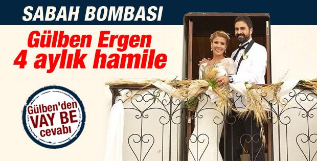 Gülben Ergen 4 aylık hamile iddiası