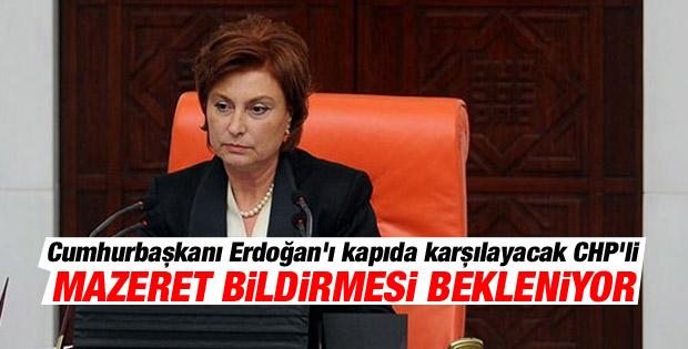 Selvi: Erdoğan'ı CHP'li Güldal Mumcu karşılayacak