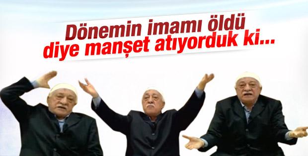 Fethullah Gülen öldü haberlerine açıklama