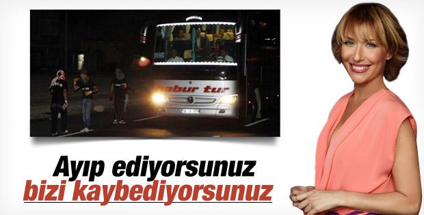 Gülse Birsel'den HDP'ye: Ayıp ediyorsunuz