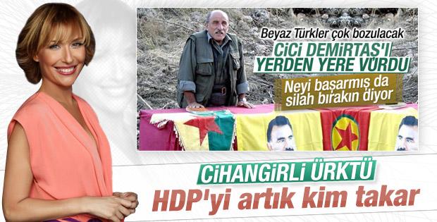 Gülse Birsel: HDP'yi kimse ciddiye almaz