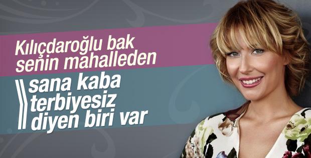 Gülse Birsel, Kılıçdaroğlu'na terbiyesiz dedi