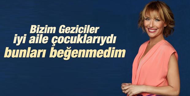 Gülse Birsel: Kobani pek Gezi'ye benzemiyor