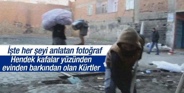 Güneydoğu'daki Kürtler PKK'dan kaçıyor