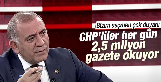 Gürsel Tekin CHP'li seçmenin duyarlılığını övdü