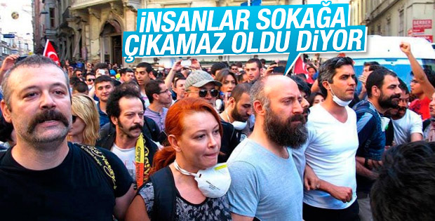 Halit Ergenç: İnsanlar sokağa çıkamaz oldu