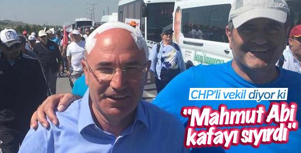 CHP'li vekil diyor: Mahmut abi kafayı sıyırdı
