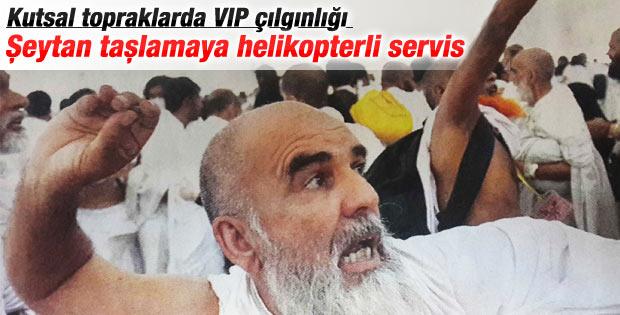Kutsal topraklarda VIP çılgınlığı: 7 yıldızlı hac paketi