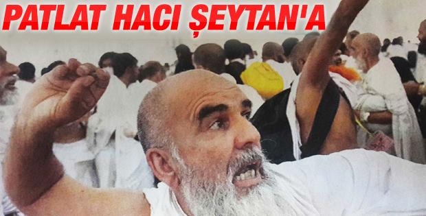 Mekke'de milyonlarca müslüman hacı oldu