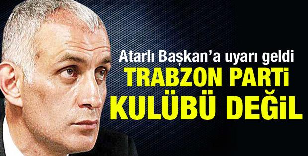 Ak Partili Vekil Hacıosmanoğlu'nu uyardı
