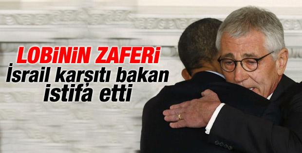 Obama Hagel'in istifasını kabul etti