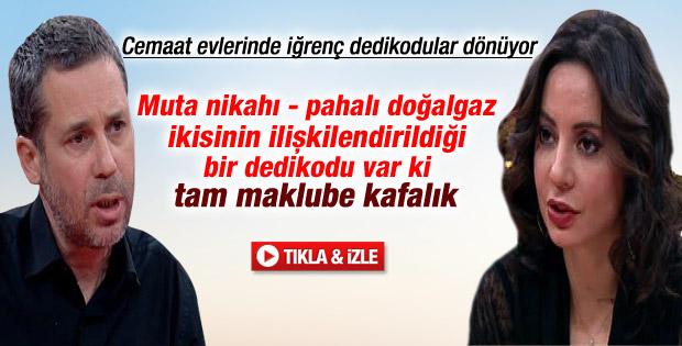 Hakan Albayrak'tan muta nikahı ve pahalı doğalgaz iddiası İZLE
