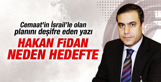 Özcan Tikit: Hakan Fidan neden hedefte