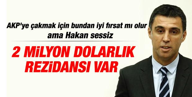 Hakan Şükür'ün asansör kazası sessizliği