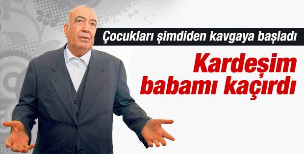 İşadamı Halis Toprak'ın kaçırıldığı iddia ediliyor