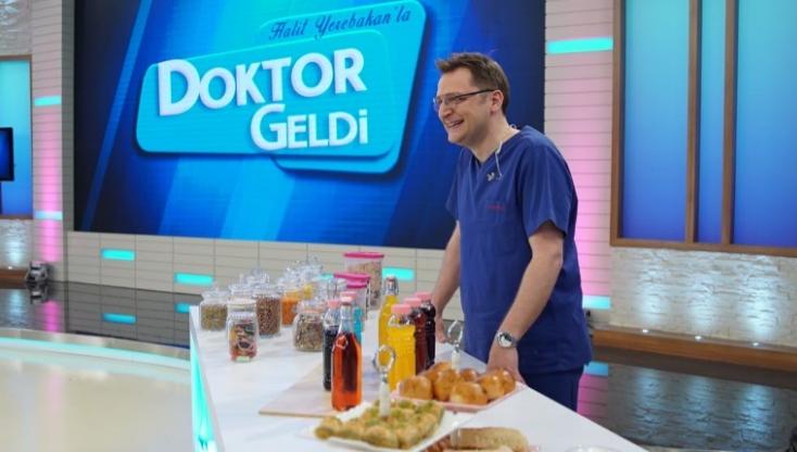 TRT 1'in yeni programı: Doktor Geldi