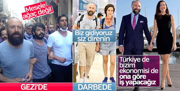 Halit Ergenç: Türkiye bizim