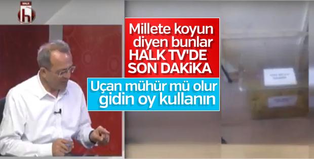 CHP'nin kanalından anons: Uçucu mühüre inanmayın