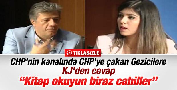 Halk TV'den Gezicilere cahil muamelesi İZLE
