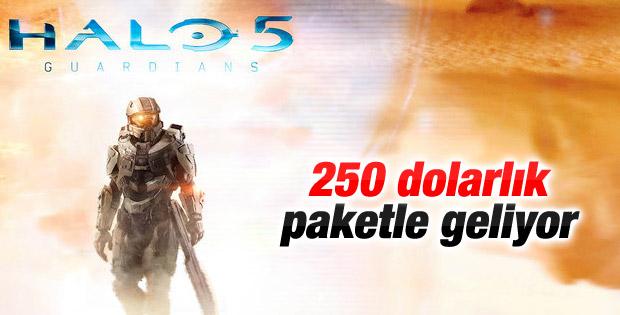 Halo 5: Guardians 250 dolarlık oyun paketiyle geliyor