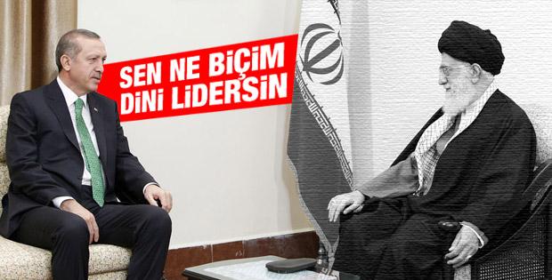 Erdoğan'dan Hamaney'e Esed tepkisi