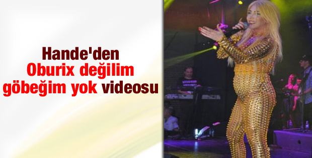 Hander Yener kilolu fotoğraflarına cevap verdi