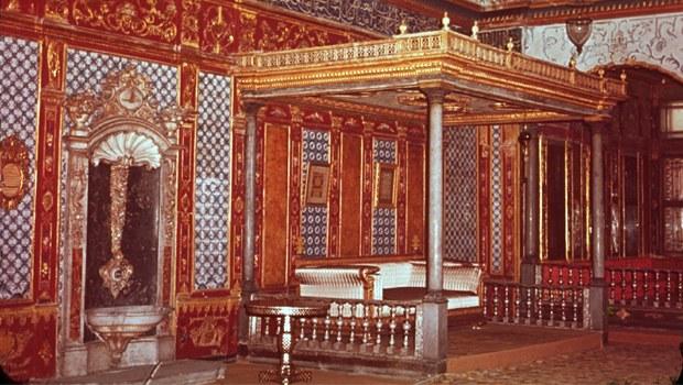 Türkiye'deki müzelerde en fazla gelir Harem'den sağlandı
