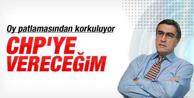 Hasan Cemal: Oyum Sarıgül'lü CHP'ye